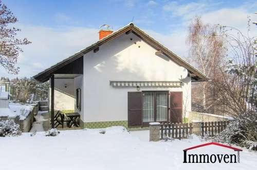 Einfamilienhaus am Grazer Hausberg Schöckl - NATUR PUR!