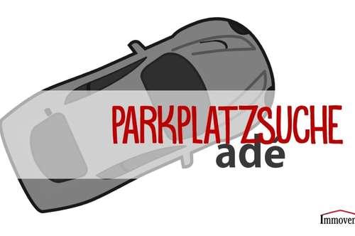 Parkplatzsuche adé ... Stellplatz in 1030
