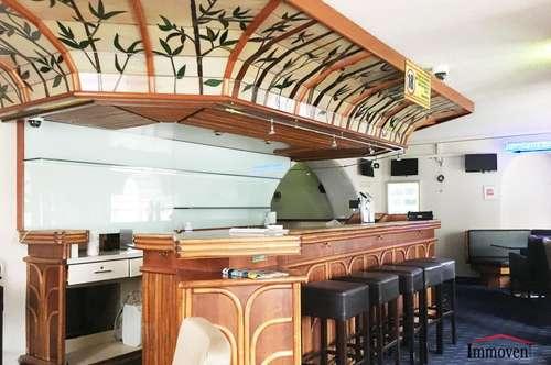 Komplett ausgestattetes Gastronomielokal mit Gastgarten in Kindberg - PROVISIONSFREI UND UNBEFRISTET!