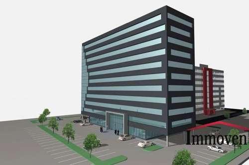 Bürofläche über zwei Etagen im komfortablen Baukomplex!