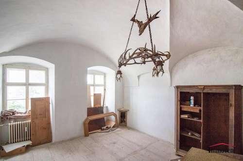EXKLUSIVER LANDSITZ! Herrenhaus - renovierungsbedürftig aber einmalig