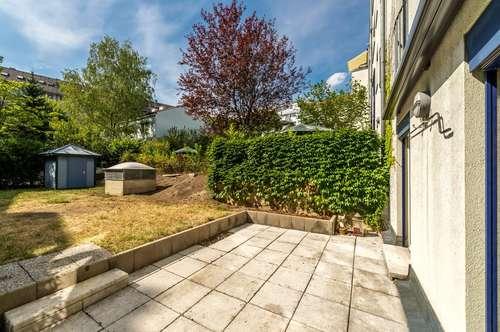 komplett hofseitig, eigener Garten, 3 Schlafzimmer, 2 Bäder