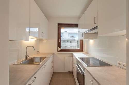 Erstbezug: DG-Wohnung mit Terrasse