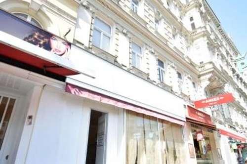 Ab sofort verfügbar: 100m² großes Geschäftslokal nahe Westbahnhof // keine Gastronomie!!!