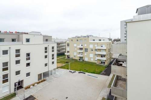 3 Zimmer Wohnung mit Balkon & guter Raumaufteilung in U-Bahn-Nähe // ERSTBEZUG!