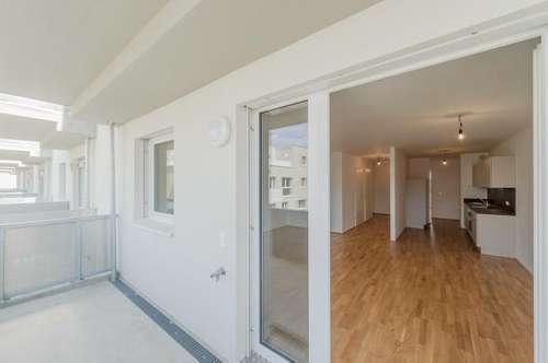 ERSTBEZUG im Q11: familienfreundliche, moderne 3 Zimmer-Wohnung mit Balkon!