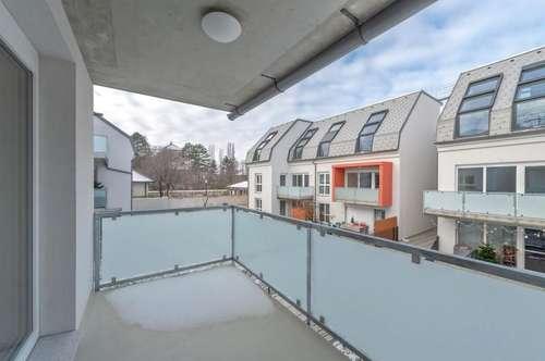 ERSTBEZUG! 2 Zimmer Wohnung mit idealer Raumaufteilung und Terrasse!