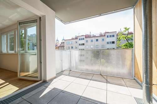 hochwertige Neubauwohnung mit Balkon *** ab 01. Mai verfügbar ***