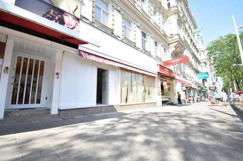 100m² großes Geschäftslokal nahe Westbahnhof ab sofort verfügbar // keine Gastronomie!!!
