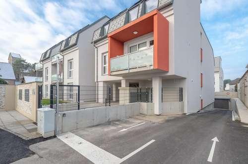 Neubau! Kleinwohnung mit praktischer Raumaufteilung und südseitiger Terrasse!