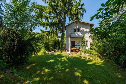 500m² Grundstück // Einfamilienhaus (5 Zi.) in absoluter Grünruhelage!