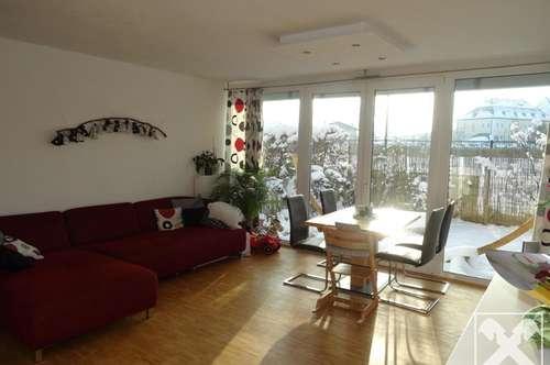 Gartentraum: 3-Zimmer-Wohnung in Zentrallage Seekirchen