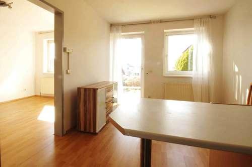 2 Zimmer Wohnung mit Terrasse.