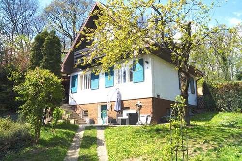 Einfamilienhaus mit Charme im Grünen !