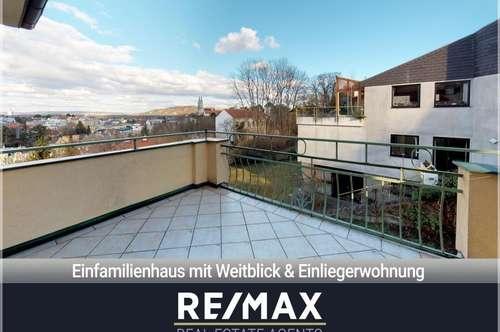 Einfamilienhaus mit Einliegerwohnung | Fernblick | Klosterneuburg