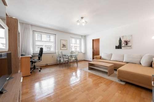 Super Anbindung: U4, U6 - sehr nette 2 Zimmer Wohnung!