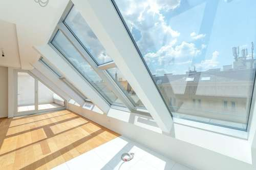 THE ONE AND ONLY | EXKLUSIVE DACHTERRASSENWOHNUNG | HIGH END TECHNOLOGIE