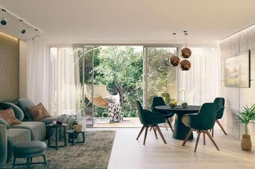 3 Zimmer mit 2 Terrassen NEUBAU