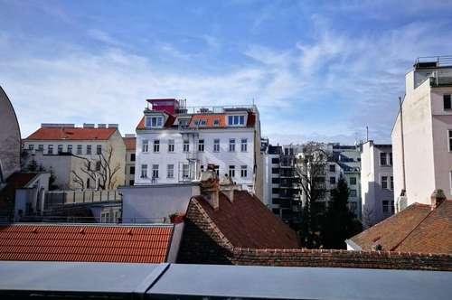 Sehr helle Maisonette in U-Bahnnähe, Garagenplatz im Haus!