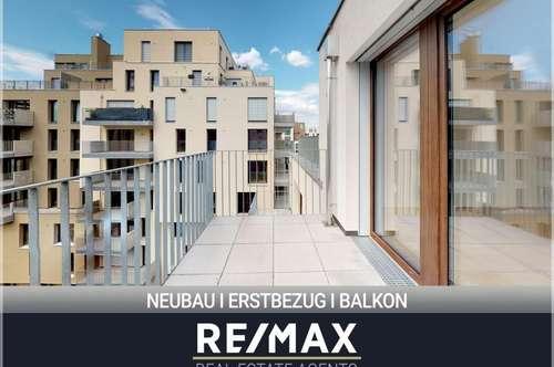 ERSTBEZUG I 2 Zimmer I Balkon I neue Einbauküche