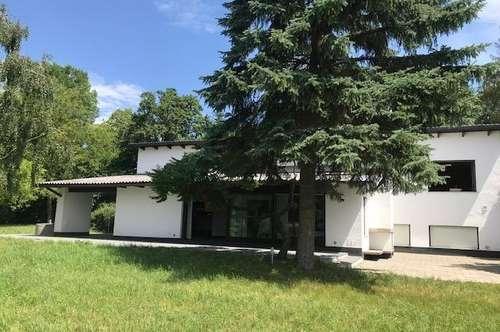 Einzigartiges Anwesen-ca. 24.000 m² Naturparadies mit Architektenhaus