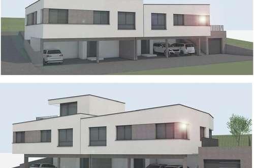 Doppelhaushälfte in Stams    Haus West