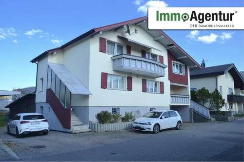 Tolles Mehrfamilienhaus mit Grundstück in Dornbirn