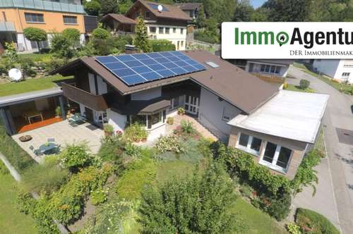 Rarität: Ruhig gelegenes Anwesen mit Büro am Götzner Berg