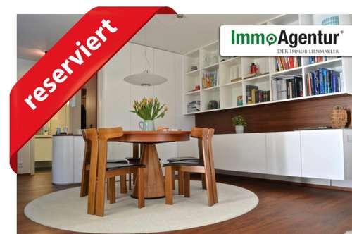 Wunderbare 4,5 Zimmerwohnung mit Garten in Bregenzer Toplage