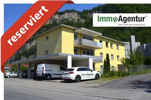 Tolle 4-Zimmerwohnung mit Balkon in Hohenems