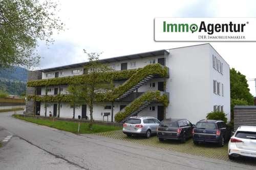 Schöne 4-Zimmerwohnung mit Balkon in Schwarzach