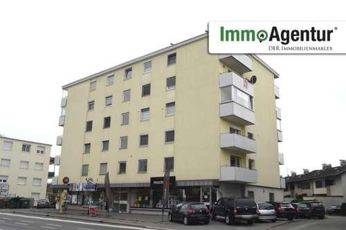 Zentrale und grenznahe 1-Zimmerwohnung in Lustenau