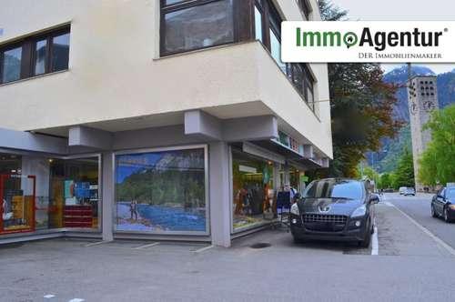 Doppelstöckige und vielseitig nutzbare Gewerbefläche in zentraler Lage in Bludenz