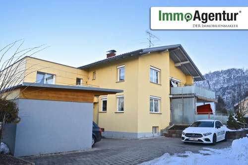 Tolles Mehrfamilienhaus mit 4 Wohnungen und großem Garten in Koblach