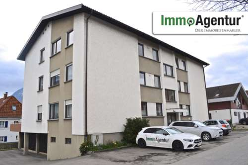 Tolle 4 Zimmerwohnung mit Balkon in Bludenz