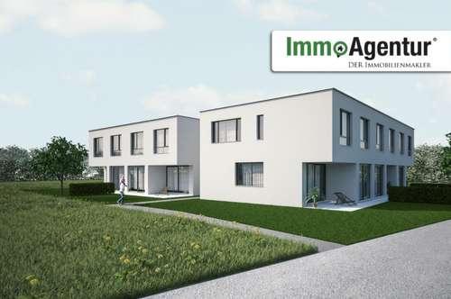 NEUBAU: Reihenhaus mit Terrasse und Garten in Meiningen Haus 2