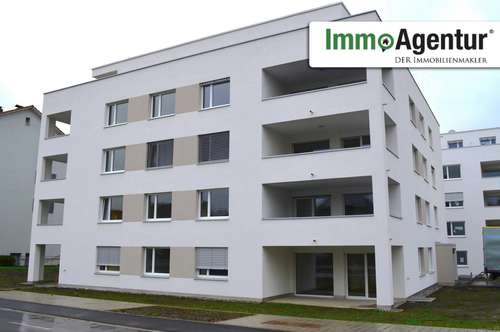 Neubau: 3-Zimmer Gartenwohnung in Lustenau