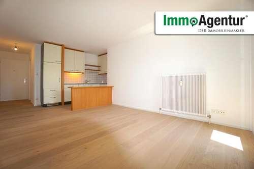 Tolle und sanierte 1-Zimmerwohnung mit Balkon in Bregenz