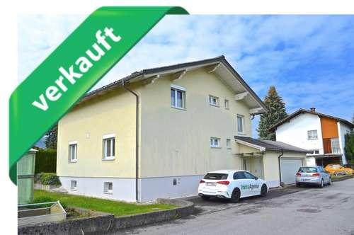 Tolles Zweifamilienhaus mit 2 Wohnungen in Höchst