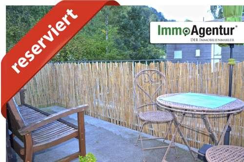 Sofort einziehen: 2-Zimmerwohnung mit Balkon in Kleinwohnanlage in Hohenems Top B3