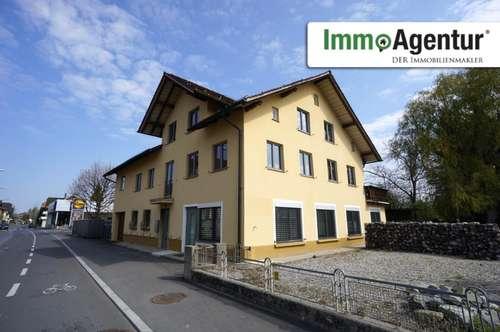 Sanierte 4-Zimmerwohnung mit Balkon in Lustenau zur Miete
