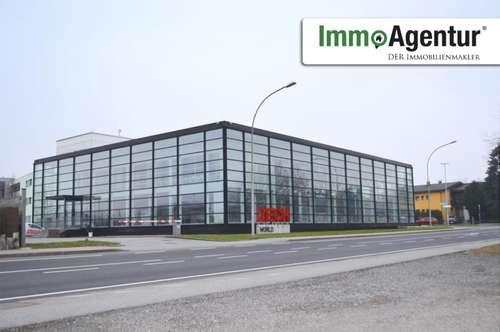 Exklusives Büro- und Ausstellungsgebäude in Toplage in Götzis