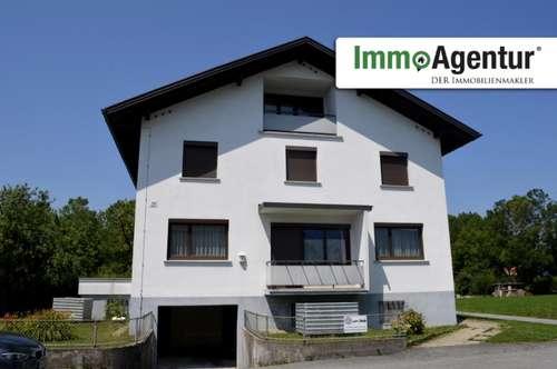Tolles Mehrfamilienhaus mit zwei Wohnungen in Dornbirn