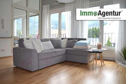 Schöne 3,5-Zimmer Maisonettenwohnung mit Loggia in Altach
