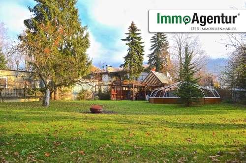 2 ideal geschnittene Grundstücke im Gesamtmaß von 2545m² mit Altbestand in Hohenems/ Bieterverfahren