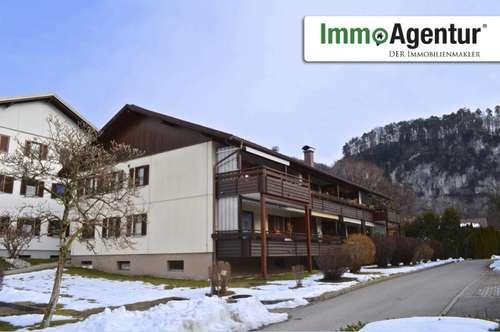 Ruhig gelegene 4,5 Zimmerwohnung mit Balkon in Götzis