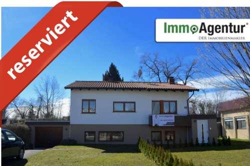Tolles Einfamilienhaus mit Garten in Bregenz