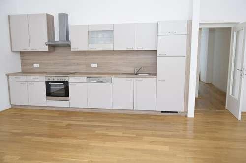 Exklusive 2- Zimmerwohnung mit 32 m² Terrasse
