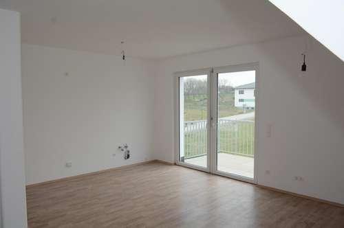 Neubau-Projekt - 4-Zimmer-Dachgeschoßswohnung