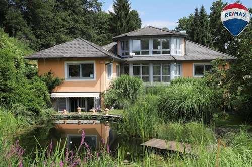 Villa in Grünlage